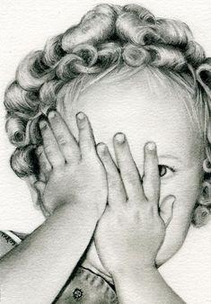 Peek-a-boo by Tracey  Riedel on ARTwanted