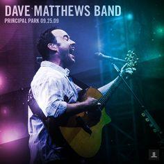 Dave Matthews Band, Luke Larsen, Behance