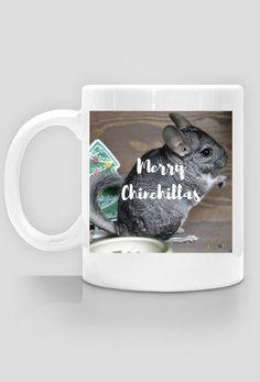 Christmas gift idea for chinchillas fans. Visit store to buy mug with chinchillas. | Pomysł na prezent dla miłośnika szynszyli. Odwiedź nasz sklep i kup kubek z szynszylą już teraz. (www.uszynszyla.cupsell.pl) #christmas #szynszyla #prezenty #uszynszyla #mrstefano #tshirt #pets #rodent #gift #ideas #inspiration #bożenarodzenie #chinchillas #szynszyle #Mug #kubek #coffee #tea