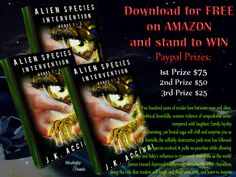 6/30/14 Download Alien Species 4 #Free from #Amazon to Enter this #sweepstakes! Details here --> http://ptab.it/3dYvC