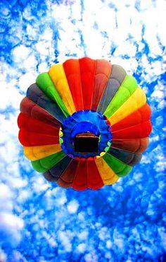 #Rainbow #color #balloon