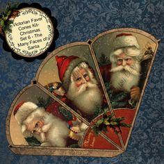 Instant Download Printable Christmas by MyDigitalDaydream on Etsy, $3.50