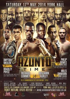 Azonto Time - design by KnockoutPosters.com