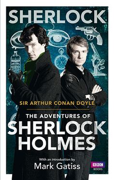Today's Book - The Adventures of Sherlock Holmes http://thedropsfromocean.blogspot.in/2013/10/todays-book-adventures-of-sherlock.html