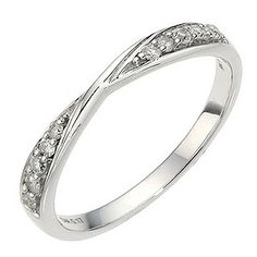*pretty for wedding band, perhaps and might be easy to connect to man's band. and hopefully, looks nice with engagement ring:)*..though for me stones would be clear, but not loos diamonds:).,