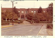 An photo of Independent from years ago! Many people have walked and graduated the halls of Harlan Independent! (Photo Credit to Jamey Middleton) Harlan Kentucky, My Old Kentucky Home, Harlan County, Appalachian People, Lehigh Valley, Big Project, Writing Inspiration, Old Pictures, Photo Credit
