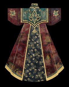 Clytemnestra's Royal Robe