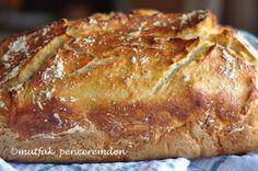 """İşte yine geldik, ülkemizde en fazla tüketilen besin kaynağı olan, """"Ekmek"""" konusuna…Bugün yazacaklarıma karşılık birçoğunuzdan, """" Hadi canım, kolaysa gel de bizim durumumuzda evde ekmek pişir…"""