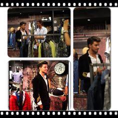 pitti uomo - stand Fred Mello #marianodivaio#pitti#firenze #fredmello#mancollection #fashion#cool#star#Fiveseasons#Milano#clothingcollection