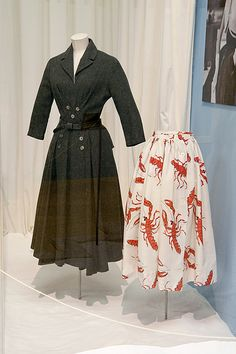 I need that lobster skirt. Horrockses Fashions: The Fashion and Textile Museum