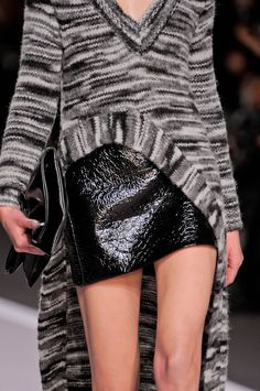 Viktor & Rolf at Paris Fashion Week Fall 2014 - StyleBistro