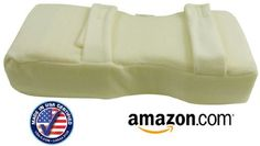 """Knee Pillow Sleeping   Knee-""""t"""" PRO very good sized 6'4″ 180 Lb+   Pain Relief, Sciatica, Hip Pain   constructed Doctors Patients   wonderful Side Sleeper Pillow – USA   10 Yr guaranty   Hypoallergenic Certified Hr & random access storage area Foam.   http://footsmartlegsupportpillowpolyester.com"""