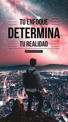 Enfoque! #CumpleTuProposito #NuncaTeRindas @soyDiegoMora