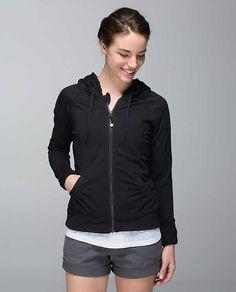 Movement Jacket-black