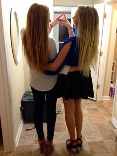 Long hair, don't care. TSM.