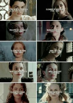 Historical Women, Historical Fiction, Los Tudor, Eleanor Of Aquitaine, Anne Boleyn, Badass Women, Character Names, Interesting History, Women In History