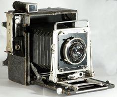 Graflex Speed Graphic  Large format Camera
