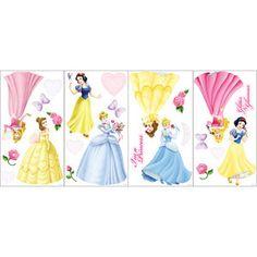 Disney - Princess & Pearls Appliques Set