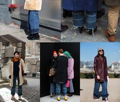 On the Street…Letting Down your Cuff - http://pinterestcenter.com/on-the-streetletting-down-your-cuff/