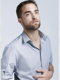 New Robert Pattinson Interview and Pictures in Sunday Style