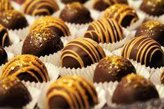 SOC: Peanut Butter & Nutella Cake Balls