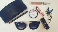 """""""My daily essentials! A girl cannot be without a great pair of shades... @shopditto is an amazing source for great designer frames! Its like netflix for…"""""""