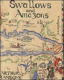 Swallows And Amazons by Arthur Ransome - the best of boys own adventures