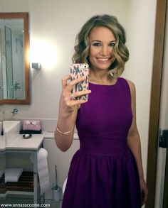 Anna Saccone: Beauty Tuesday