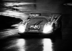 Porsche 917 @ the 24h Le Mans, 1970 - That brings back a lot of memories too...