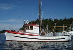null Lobster Boat, Wood Boats, Fishing Boats, Wave, Scenery, Dreams, Sea, Classic, Model