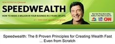 Register NOW: Space Extremely Limited Speedwealth: The 8 Proven Principles for Creating Wealth Fast…Even from Scratch! https://www.facebook.com/events/639355066109462/  First event starts in 9 Hours and 38 minutes!