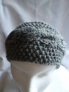alpaca knit headband...tempting!