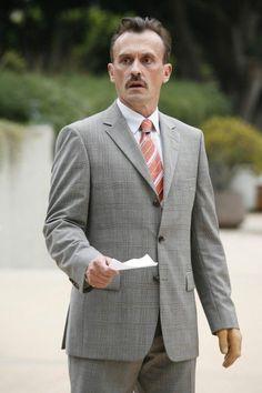 Robert Knepper - T-Bag on Prison Break. Male actor, celeb, portrait, photo