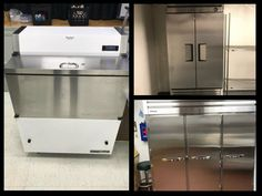 Culinary Depot has a wide selection of commercial equipment for kitchens and restaurants. Online Restaurant, Restaurant Equipment, Walk In Freezer, All Restaurants, Kitchens, Kitchen Appliances, Freezers, Food Service Equipment, French Door Refrigerator