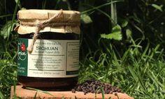 Gelée de poivre du Sichuan, Tarn.