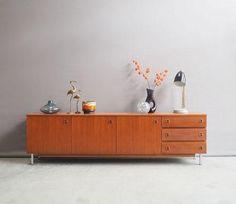 deens design dressoir xl jaren 60