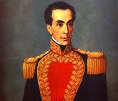 Simon Bolivar 1783-1830. He led Columbia, Venezuela, Ecuador, and Bolivia to independence in South America.  There he is considered a hero, revolutionary, and liberator.