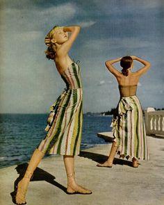 Resort Fashions LIFE Magazine - 1947