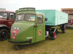 British Road Services, Scammell scarab