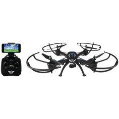 GPX DRW876 Drone with Wi-Fi Camera
