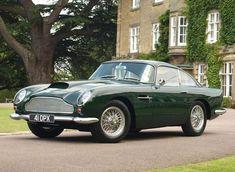 Aston Martin DB4 GT, 1959