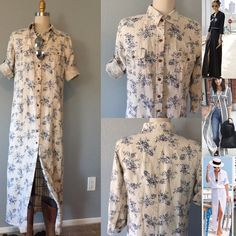Beautiful 100% linen Dress  100% linen NWOT Eddie Bauer button up dress. I have never worn it and I hate to post it, but it has just hung in my closet and it deserves a good home please see measurements as not all sizes are the same                                                                 ✅bundle ✅ all reasonable offers will be considered  ✅ No Trading  Poshmark rules only‼️Measurements taken laying flat       Ⓜ️Chest 20 Ⓜ️Length from the neck down 50              Ⓜ️3/4 sleeve 18…