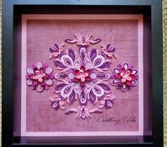 Quilling by Ada: Tablouri