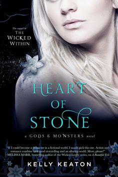 {Release Day Excerpt} Heart Of Stone by Kelly Keaton @KellyKeaton - Book BriefsBook Briefs
