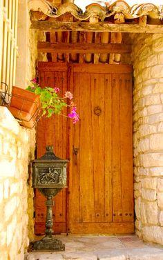 Doorway in Italy