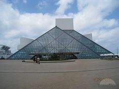 museu rock'n'roll hall of fame - Pesquisa Google