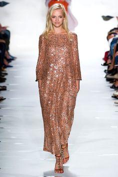 Diane von Furstenberg Spring 2013 Ready-to-Wear Fashion Show - Zuzanna Bijoch