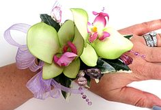 Faux Corsage by WeddingsAndWreaths on Etsy. Weddings, Prom, Anniversary, Homecoming, First Communion, Graduation, Birthday, Special Occasion, CelebrationWeddingsAndWreaths on Etsy.