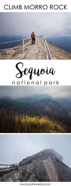 The best places to see if you only have 24 hours in Sequoia National Park include the Giant Forest, The General Sherman Tree, and Morro Rock. Click through to read more about our adventure.