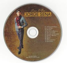 Jorge Sena Sena D'Ora Self Produced CD Professionally Cleaned